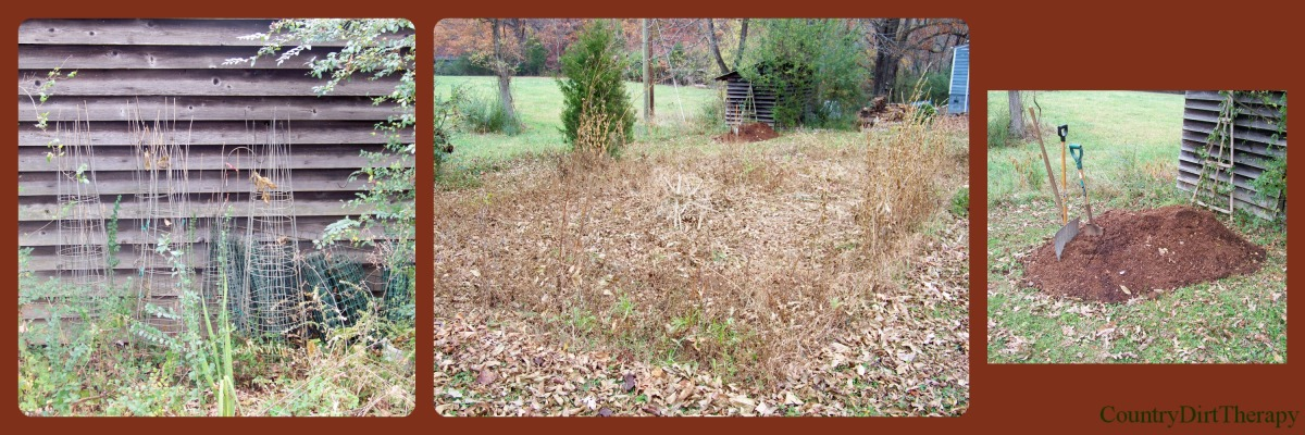 How Do You Winterize Your Garden Plot?